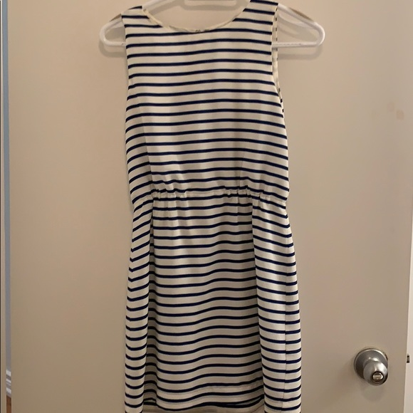 Very Cute striped j crew dress